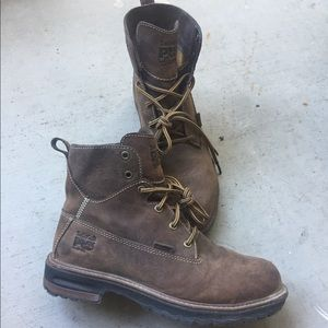 Timberland Pro Leather Boots